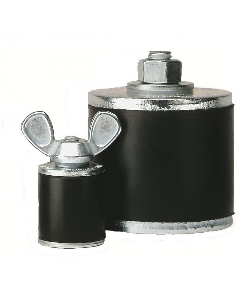 """Tapón Mecánico T-Handle Gripper 8"""" Bypass 3/4""""M (Npt) Con Rango De Uso (mm) : 196-211"""