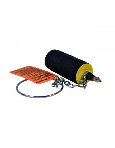 """Obturador Neumático 3-4"""" Con Rango De Uso (mm) : 70-108"""