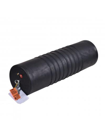 """Obturador Neumático Muni-Ball I-Series  24-60""""  6"""" M Bsp Con Rango De Uso (mm) : 520-1537"""