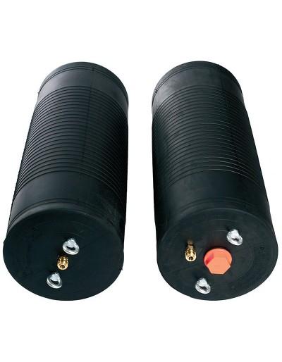 """Obturador Neumático Con Bypass Plugsy - 14""""-24"""" Con Rango De Uso (mm) : 350-600"""