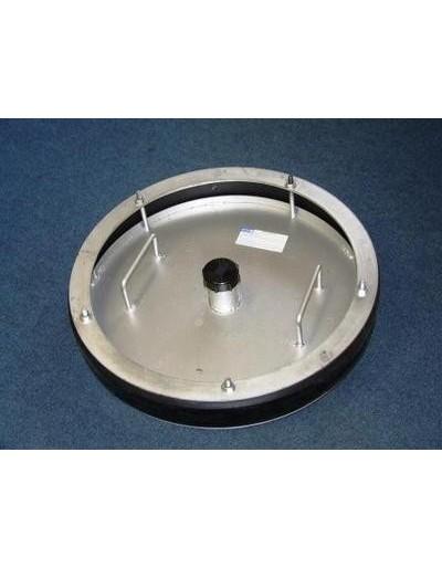 """Tapón Obturador Mecánico Acero 20"""" - 500mm. Con Bypass 2"""" Con Rango De Uso (mm) : 490-530"""