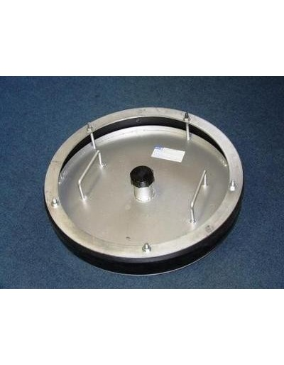 """Tapón Obturador Mecánico Acero 24"""" - 600mm. Con Bypass 2"""" Con Rango De Uso (mm) : 590-630"""