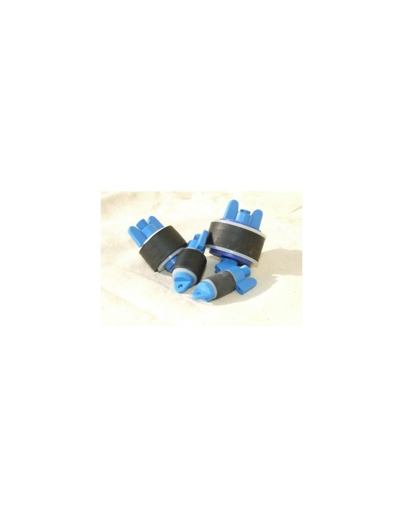 "Tapón Mecánico Nylon 1 1/4"" - Solid Con Rango De Uso (mm) : 31-39"