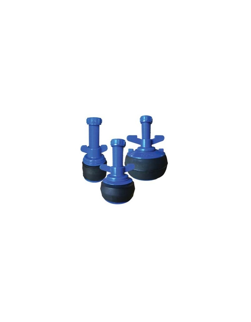 """Tapón Obturador Mecánico Nylon 1/2"""" Con Rango De Uso (mm) : 12-15"""