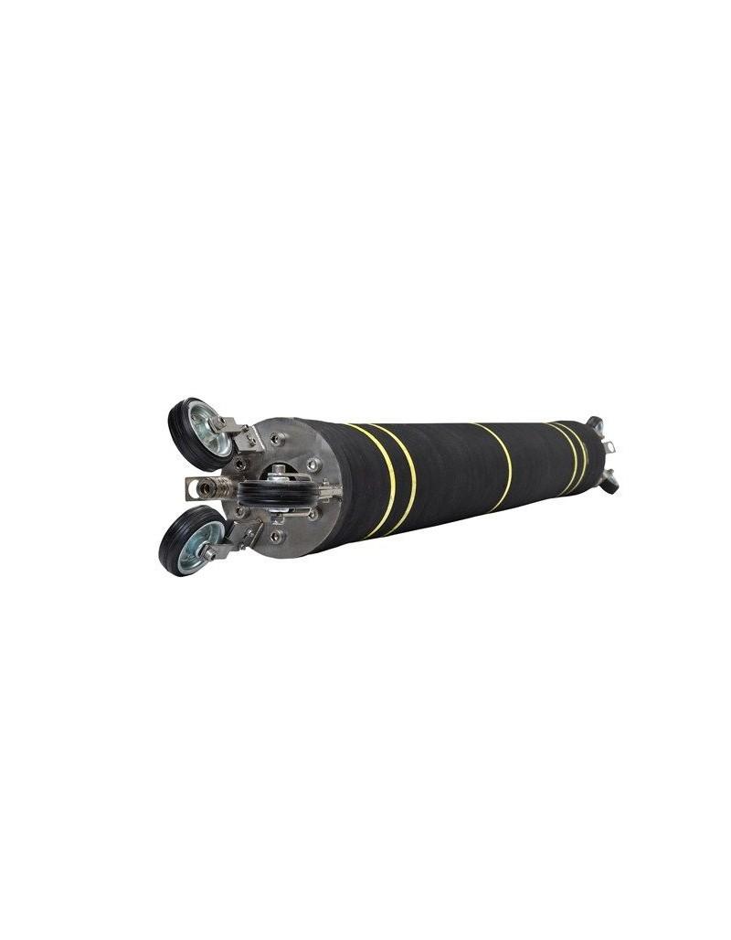 """Packer Flexible 200-300 mm - 2,0 bares - 1 m. de largo con Bypass 2"""""""