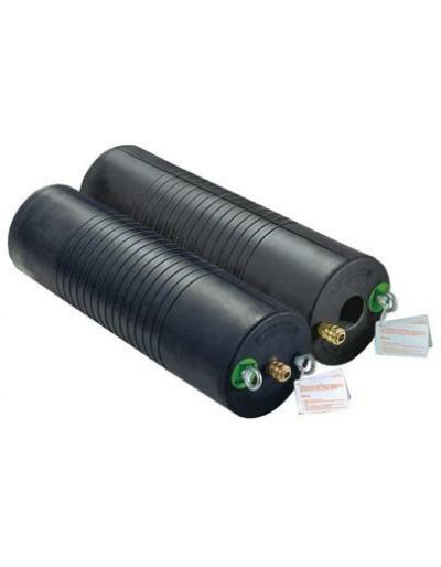 "Obturador Neumático Plugy Small 33-40 - 1 1/4"" - 1 1/2"" Con Rango De Uso (mm) : 33-40"