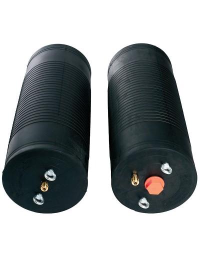 """Obturador Neumático Plugsy Alto Rendimiento 4""""-5"""" Con Rango De Uso (mm) : 100-200"""