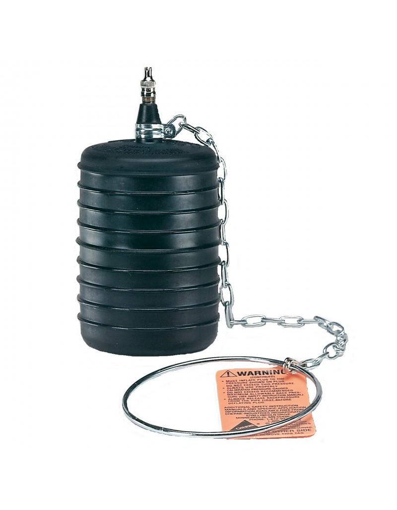 """Obturador Neumático 4"""" Con Rango De Uso (mm) : 87-110 (100)"""